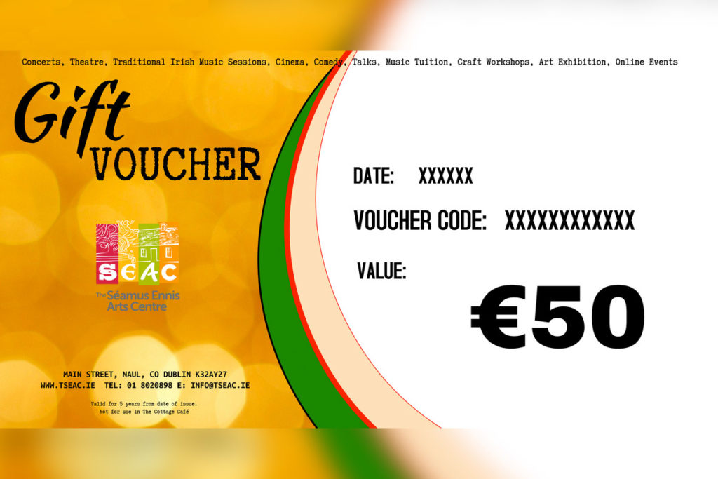 Print-at-home Gift Vouchers now available