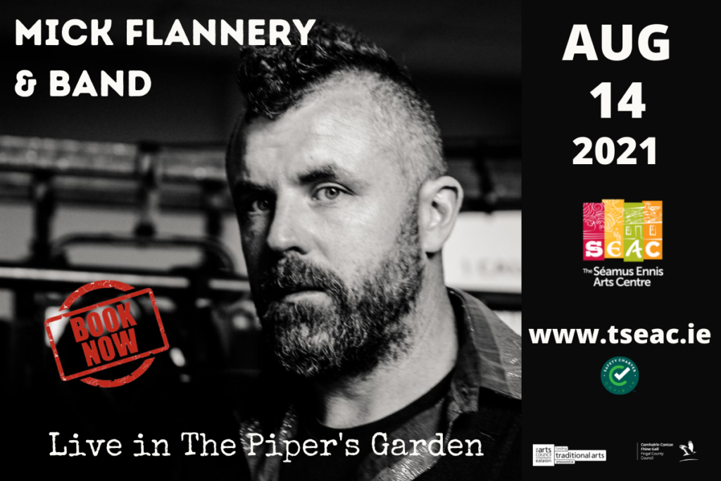 Mick Flannery and Band